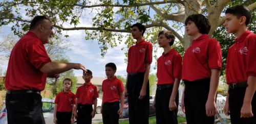 ABQ Boys Choir